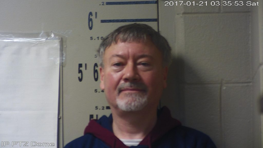 Mason County Detention Center Booking Photo